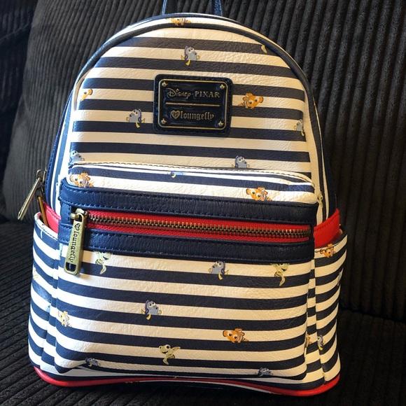 0c3245d93d4 Disney Pixar Finding Nemo backpack